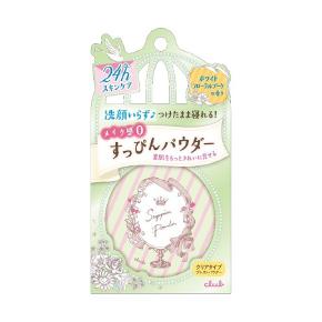 すっぴんパウダー ホワイトフローラルブーケの香り 26g